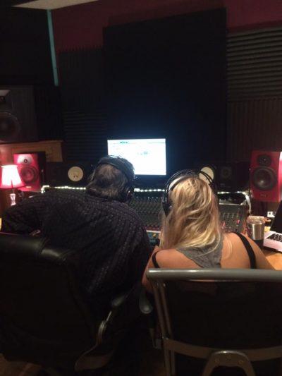 Music Studio in Atlanta, Ga