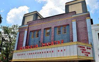 Georgia Theatre in Athens Georgia